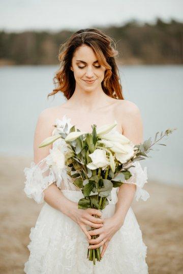 Beach Boho Wedding Inspiration With Agate Ideas – Stefanie Lange 32