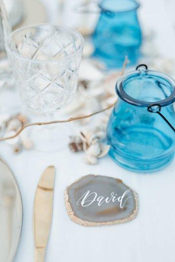 Beach Boho Wedding Inspiration With Agate Ideas – Stefanie Lange 43