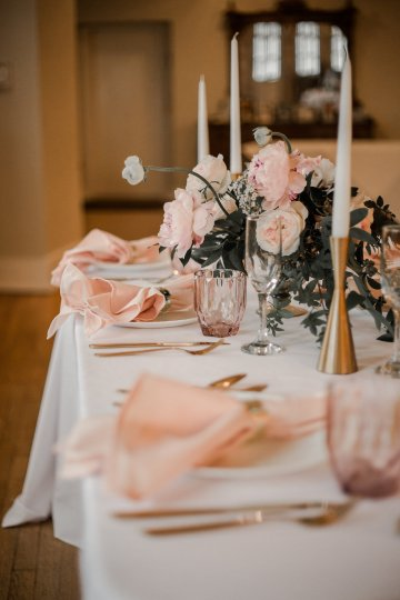 Champagne & Pink Chateau Wedding Inspiration In Texas – Wild Love Photography 7