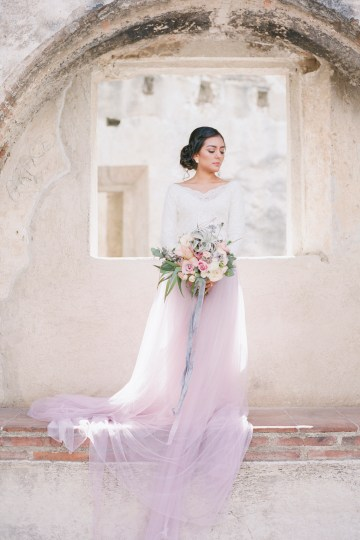 Dreamy Pink Guatamalan Bridal Inspiration – LeeYen Photography 19