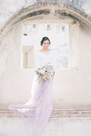 Dreamy Pink Guatamalan Bridal Inspiration – LeeYen Photography 21
