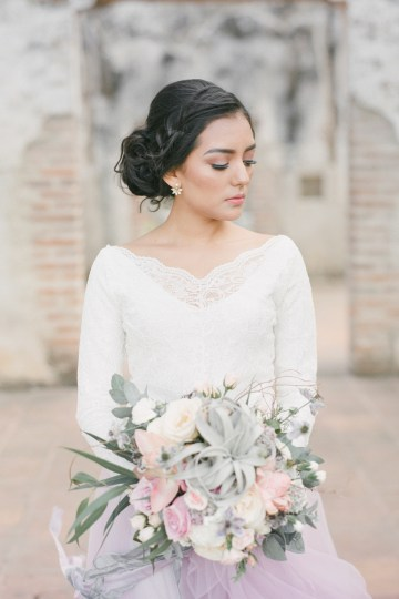 Dreamy Pink Guatamalan Bridal Inspiration – LeeYen Photography 24