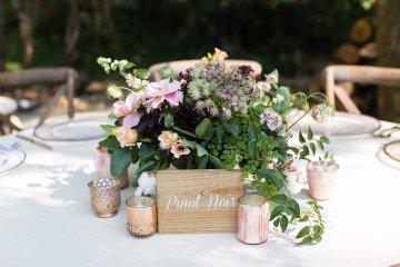 Elegant and Formal Calistoga Wine Country Wedding – Julie Kay Kelly 3