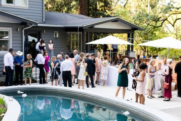 Elegant and Formal Calistoga Wine Country Wedding – Julie Kay Kelly 5