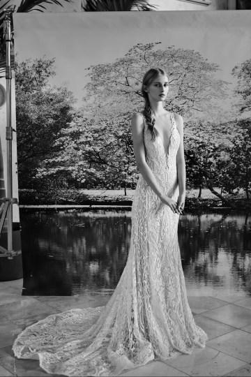 Galia Lahav Modern Fairytale-Inspired Wedding Dress Collection G-207 Front