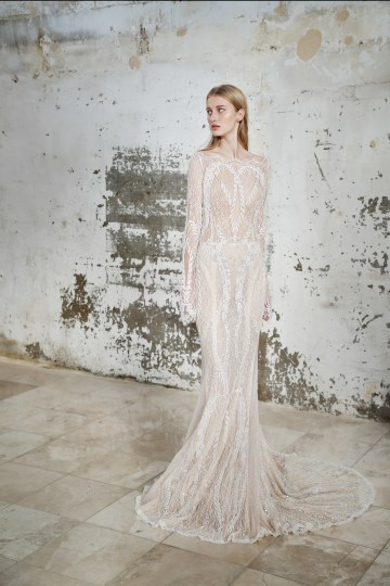 Galia Lahav Modern Fairytale-Inspired Wedding Dress Collection G-209 Front