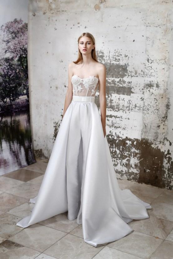 Galia Lahav Modern Fairytale-Inspired Wedding Dress Collection G-211 Front