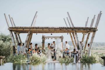 Intimate Bali Wedding Under The Stars – OneTwoThreeFour Photography 31