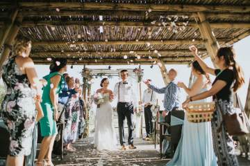 Intimate Bali Wedding Under The Stars – OneTwoThreeFour Photography 33