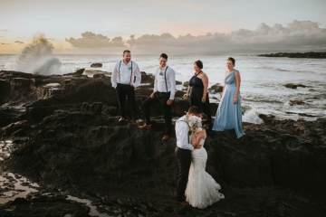 Intimate Bali Wedding Under The Stars – OneTwoThreeFour Photography 38