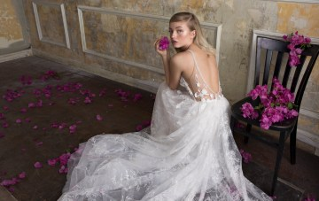 Best of Bridal Fashion Week: Limor Rosen's Couture Wedding Dress Collection