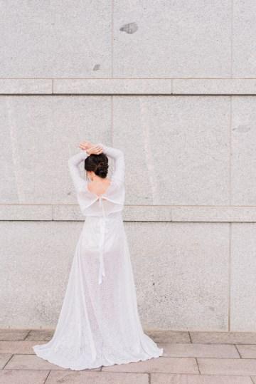 Modern Modest Metropolitan Bridal Inspiration – J Noelle Designs – Hiliary Stewart 12
