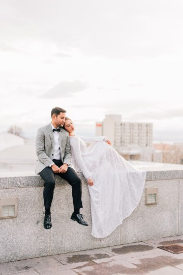Modern Modest Metropolitan Bridal Inspiration – J Noelle Designs – Hiliary Stewart 20