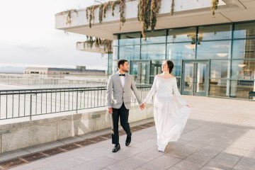 Modern Modest Metropolitan Bridal Inspiration – J Noelle Designs – Hiliary Stewart 6