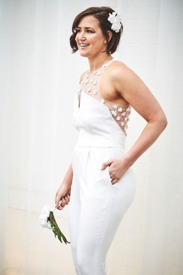 Modern Two Part Wedding With A Stylish Jumpsuit – Bri Johnson Photography 12