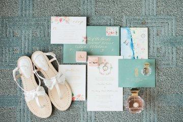 Preppy and Nautical Boathouse Wedding – Elleson Events – Trenholm Photo 1