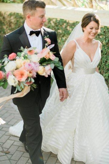 Preppy and Nautical Boathouse Wedding – Elleson Events – Trenholm Photo 33