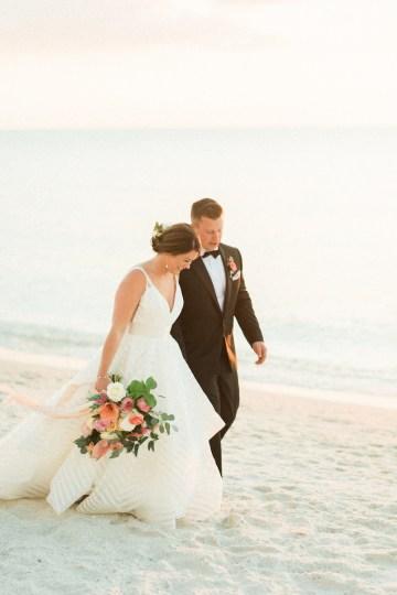 Preppy and Nautical Boathouse Wedding – Elleson Events – Trenholm Photo 50