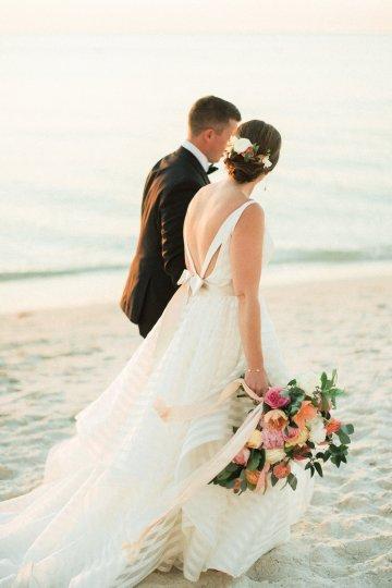 Preppy and Nautical Boathouse Wedding – Elleson Events – Trenholm Photo 51