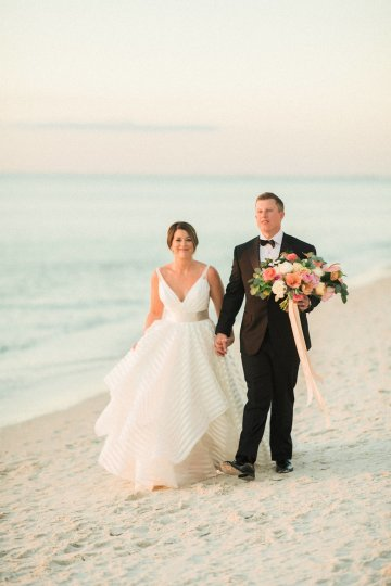 Preppy and Nautical Boathouse Wedding – Elleson Events – Trenholm Photo 53