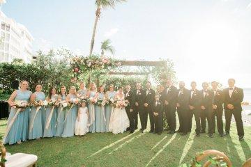 Preppy and Nautical Boathouse Wedding – Elleson Events – Trenholm Photo 6