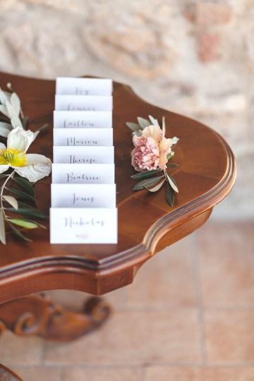 Rustic and Romatic Italian Wedding Inspiration From Tuscany – Tiziana Gallo 17
