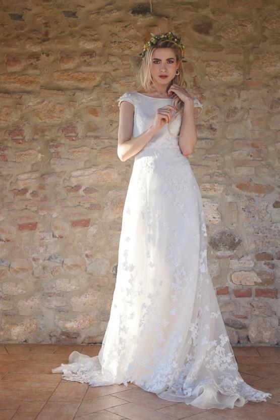 Rustic and Romatic Italian Wedding Inspiration From Tuscany – Tiziana Gallo 35
