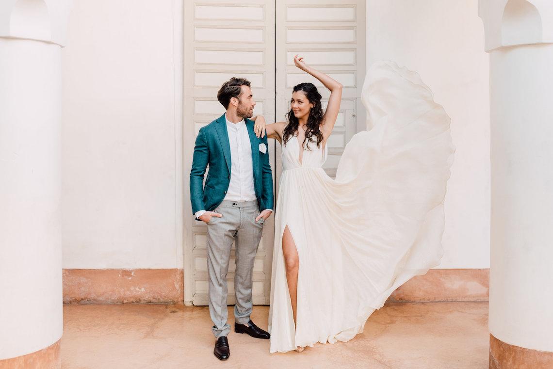 Stunning and Fashionable Moroccan Riad Wedding Inspiration – Studio Phylicia 2