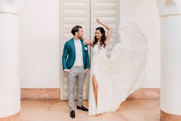 Stunning and Fashionable Moroccan Riad Wedding Inspiration – Studio Phylicia 2