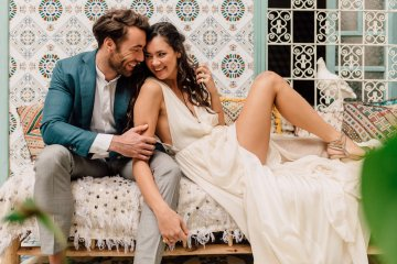 Stunning and Fashionable Moroccan Riad Wedding Inspiration – Studio Phylicia 3