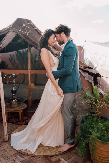 Stunning and Fashionable Moroccan Riad Wedding Inspiration – Studio Phylicia 40