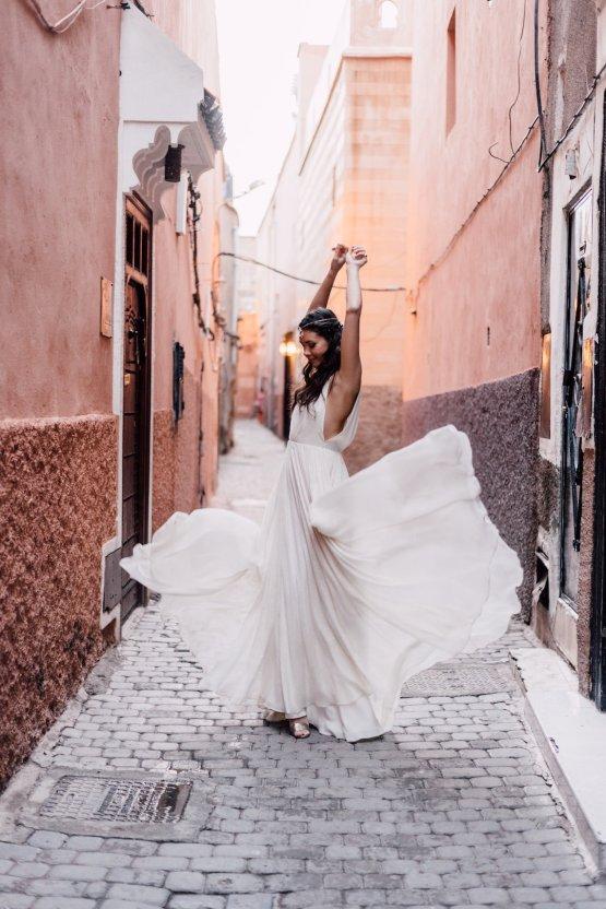 Stunning and Fashionable Moroccan Riad Wedding Inspiration – Studio Phylicia 45