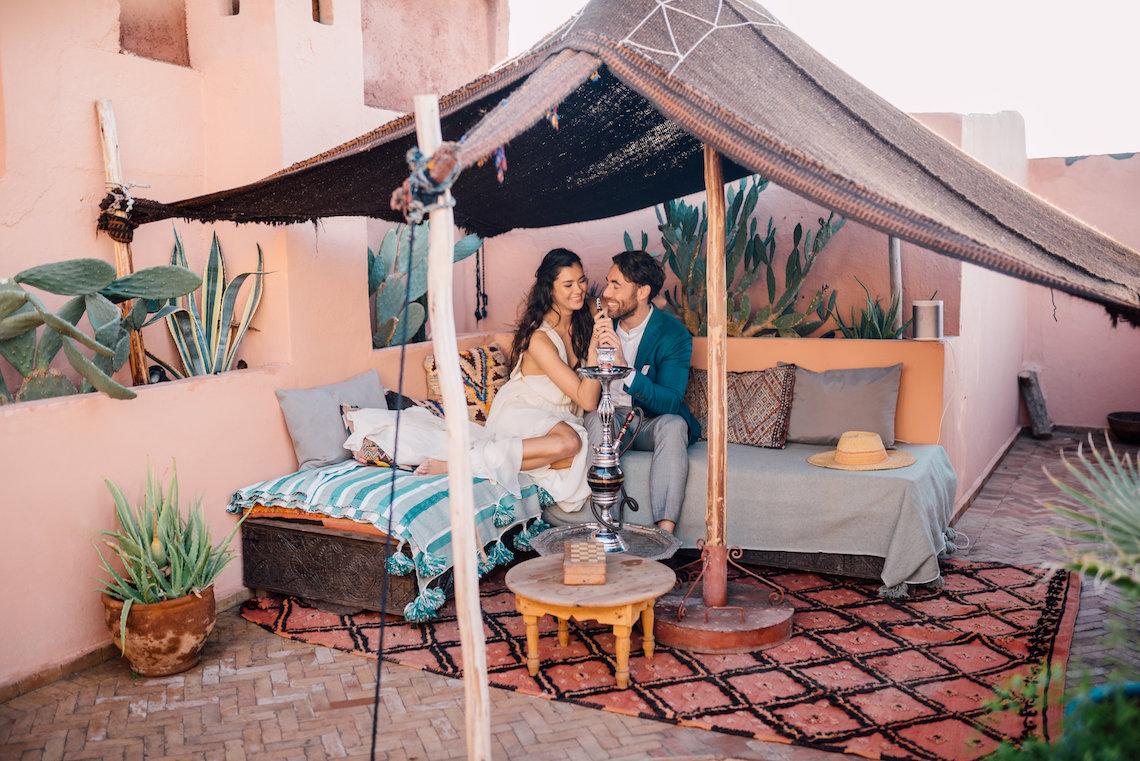 Stunning and Fashionable Moroccan Riad Wedding Inspiration – Studio Phylicia 8