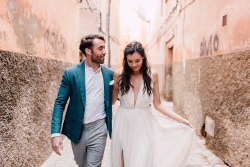 Stunning and Fashionable Moroccan Riad Wedding Inspiration – Studio Phylicia 9