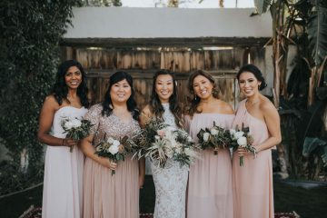 Stylish and Wildly Fun Palm Springs Wedding – The McFarlands 14