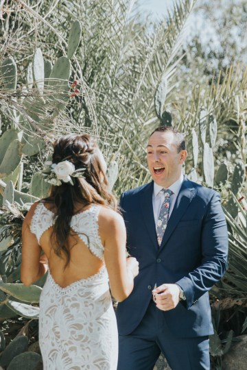 Stylish and Wildly Fun Palm Springs Wedding – The McFarlands 19