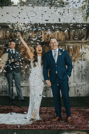 Stylish and Wildly Fun Palm Springs Wedding – The McFarlands 31