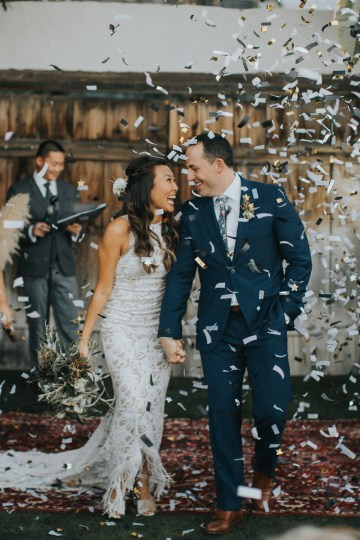 Stylish and Wildly Fun Palm Springs Wedding – The McFarlands 32