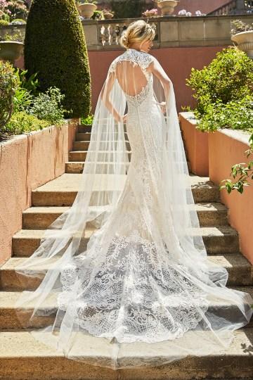 10 Stunning Wedding Dresses By Destination – Val Stefani Cadenza Dress 3
