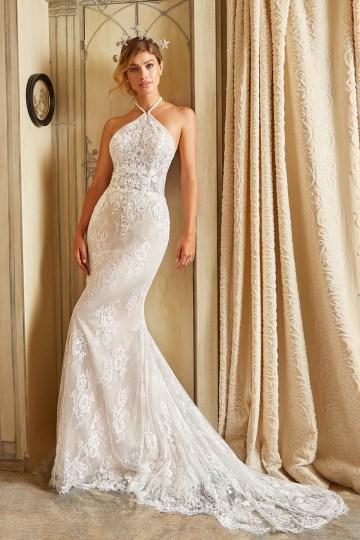 10 Stunning Wedding Dresses By Destination – Val Stefani Juniper Dress 2