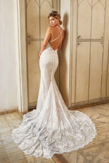 10 Stunning Wedding Dresses By Destination – Val Stefani Juniper Dress 4