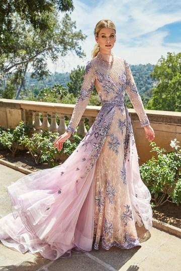 10 Stunning Wedding Dresses By Destination – Val Stefani Madelena Dress 2