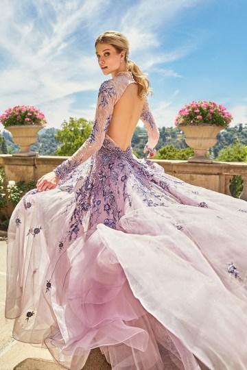 10 Stunning Wedding Dresses By Destination – Val Stefani Madelena Dress 3