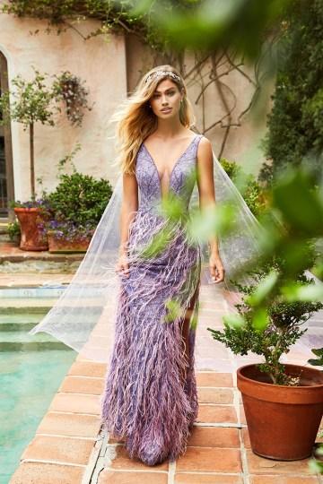 10 Stunning Wedding Dresses By Destination – Val Stefani Martinique Dress 1