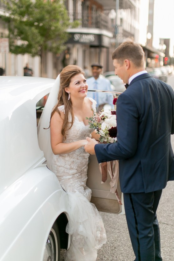Classy New Orleans Wedding With Brass Band Parade – Arte de Vie Photography 40