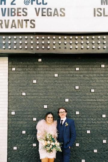 Hip and Colorful Las Vegas Neon Museum Wedding – Kristen Kay Photography 16