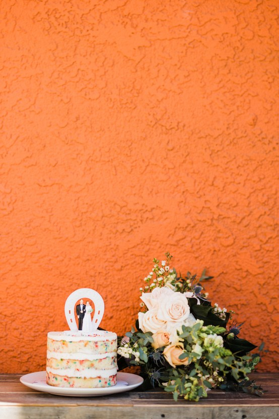 Hip and Colorful Las Vegas Neon Museum Wedding – Kristen Kay Photography 23