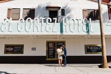 Hip and Colorful Las Vegas Neon Museum Wedding – Kristen Kay Photography 38