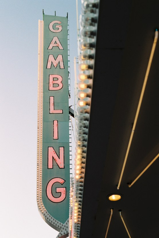 Hip and Colorful Las Vegas Neon Museum Wedding – Kristen Kay Photography 5
