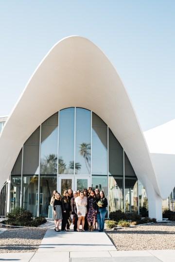 Hip and Colorful Las Vegas Neon Museum Wedding – Kristen Kay Photography 7